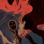 Tarot Illustration: 13 The Devil